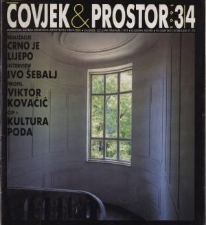 Viktor Kovačić : Prvi graditelj hrvatske moderne arhitekture : Čovjek i prostor