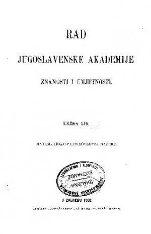 Knj. 31(1902) : RAD