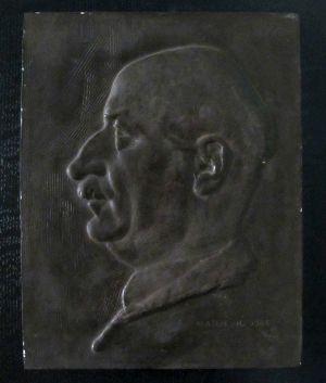 Portret muški sa brkovima