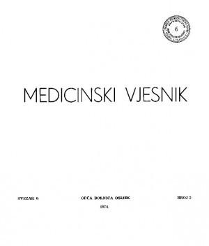 Sv. 6, br.2(1974) : Medicinski vjesnik
