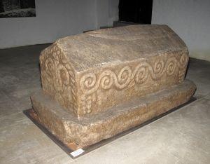 Stećak u obliku sarkofaga Nepoznat