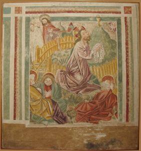 Krist na Maslinskoj gori Vincent iz Kastva