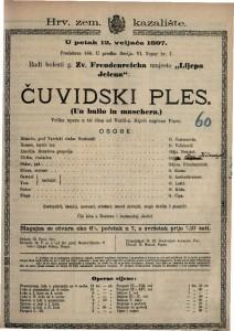 Čuvidski ples velika opera u tri čina / od Verdi-a