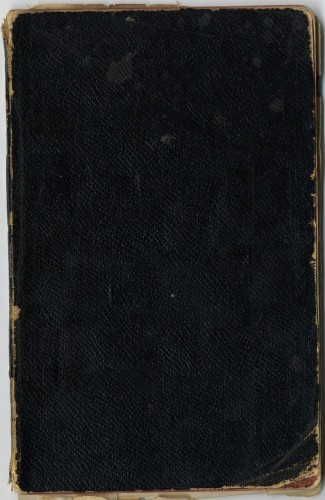 Bilježnica X. [Zona Zamfirova (god. 1903)]
