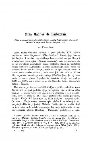Miha Madijev de Barbazanis