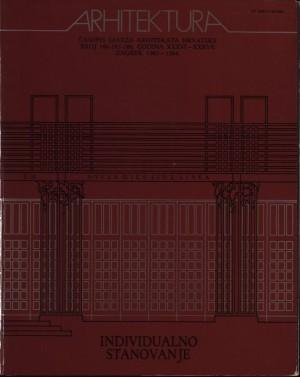 Reference za jednu bolnicu : Arhitektura