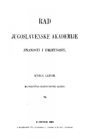 Knj. 7(1886) : RAD