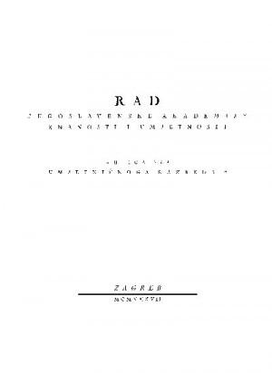 Knj. 2(1937) : RAD