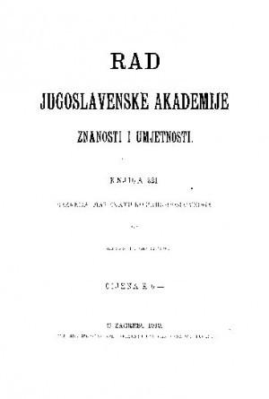 Knj. 64(1919) : RAD