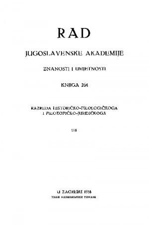 Knj. 118(1938) : RAD