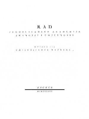 Knj. 3(1938) : RAD