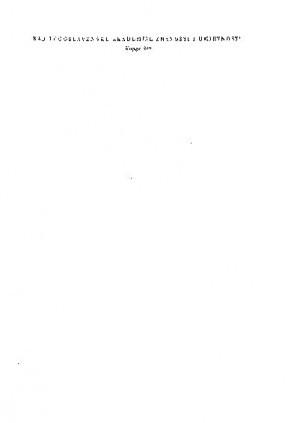 Knj. 10(1966) : RAD