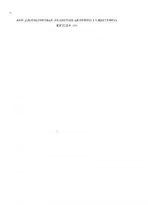 Knj. 7(1957) : RAD