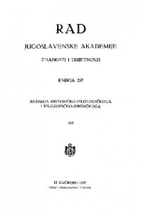 Knj. 115(1937) : RAD