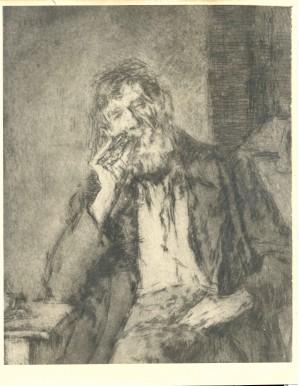 Melkus, Hrvoje  : Starac [Dabac, Tošo (1907-5-18 1970-5-9) ]