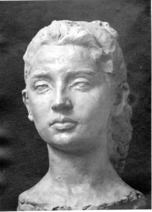 Bakić, Vojin (1915-1992) : Portret N.L.