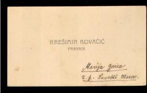 Krešimir Kovačić pravnik