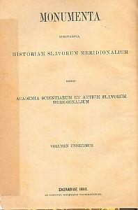 Tomus 3 : Annorum 1553 - 1571 : Monumenta spectantia historiam Slavorum meridionalium