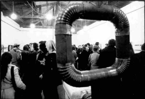 Bućan, Boris (1947-3-15) : Izložba Bucan-Art, Galerija Studentskog centra, 9.- 24. veljače 1973 [Midžić, Enes  ]