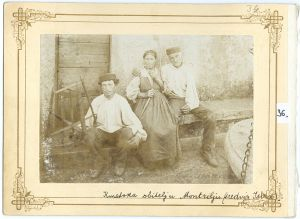 Seljačka obitelj iz Montrilja [Ptašinsky, Josef (1863-1908) ]