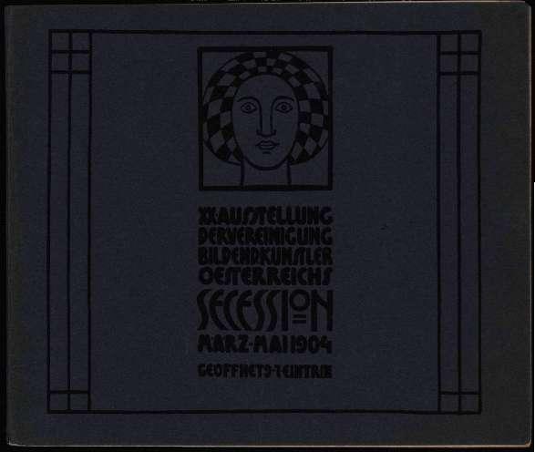 XX. Ausstellung der Vereinigung Bildender Kunstler Osterreichs Secession