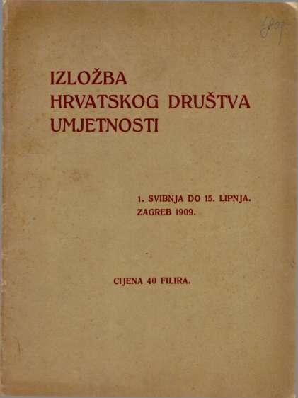 Izložba Hrvatskog društva umjetnosti