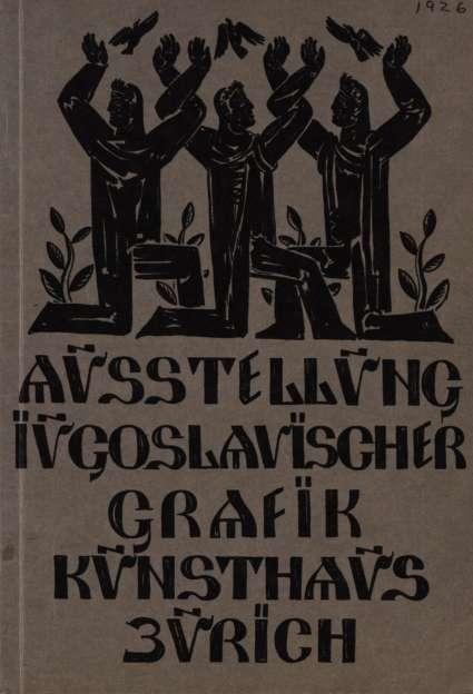 Ausstellung jugoslavischer Grafik