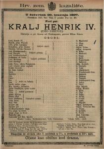 Kralj Henrik IV. Dio drugi.Historija u pet činova / od Shakespearea