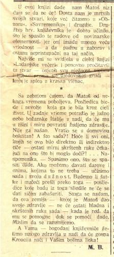 A. G. Matoš: Pečalba.