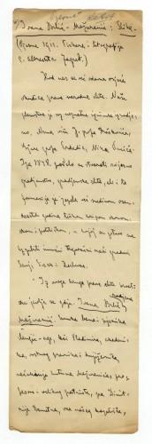 Ivana Brlić-Mažuranić: Slike. (Pjesme 1912. Tiskara i litografija C. Albrechta. Zagreb.)