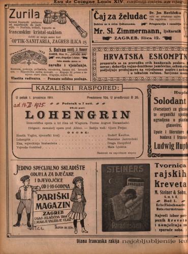 Lohengrin Romantična opera u tri čina