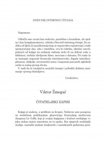 Čitateljski zapisi