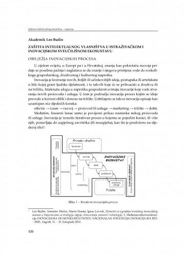 Zaštita intelektualnog vlasništva u istraživačkom i inovacijskom sveučilišnom ekosustavu : [rasprava]