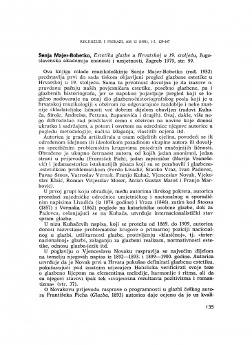 Sanja Majer-Bobetko: