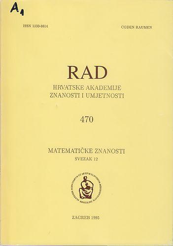 Sv. 12(1995) : RAD