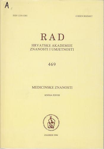 Knj. 28(1996) : RAD