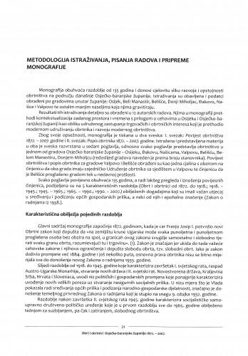 Metodologija istraživanja, pisanja radova i pripreme monografije