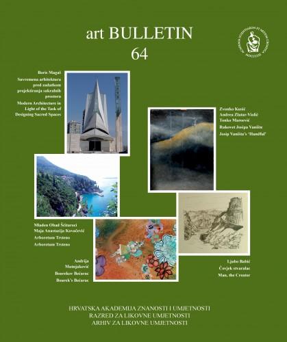 64 (2014) : Art Bulletin