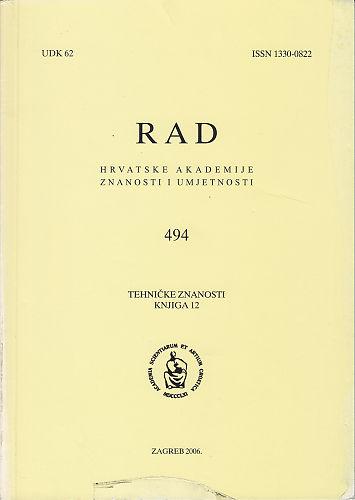 Knj. 12(2006) : RAD