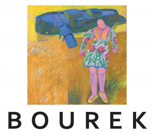 Zlatko Bourek: Slike : Hrvatska akademija znanosti i umjetnosti, Gliptoteka, 21. studenoga 2017. - 17. prosinca 2017.