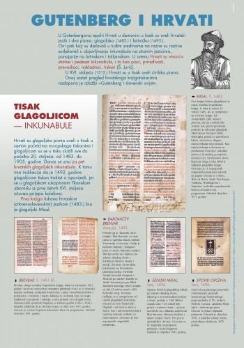 Gutenberg i Hrvati : Gutenberg i slavenski svijet