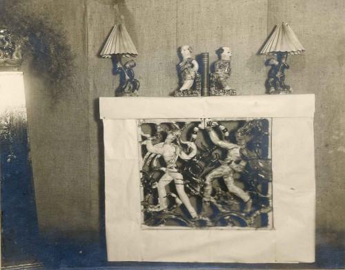 Dio postava 2. samostalne izložbe Luje Bezeredija, Zagreb, Salon Ede Ullricha, rujan 1929.
