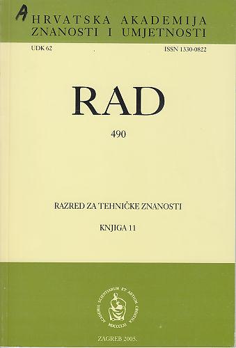 Knj. 11(2005) : RAD