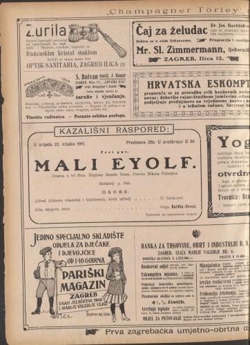 Mali Eyolf Drama u tri čina