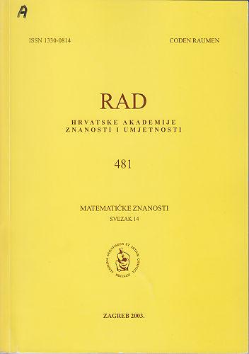 Sv. 14(2003) : RAD