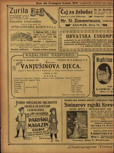 Vanjušinova djeca : Drama u četiri čina