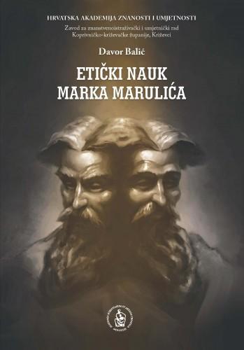 Etički nauk Marka Marulića