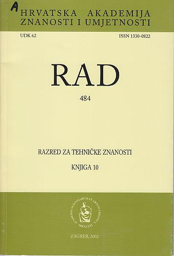 Knj. 10(2002) : RAD