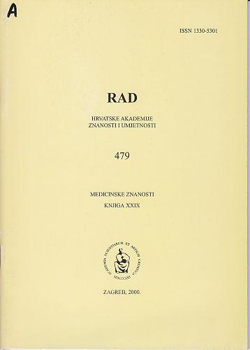 Knj. 29(2000) : RAD