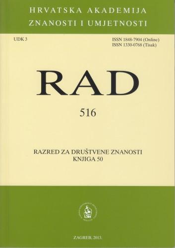 Knj. 50(2013) : RAD